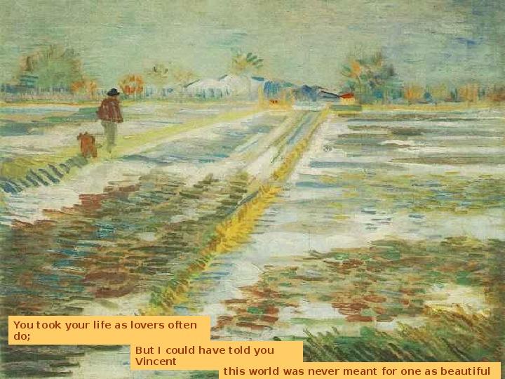 VincentVan-Gogh - Slajd 19