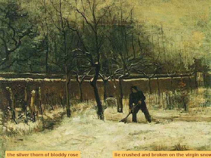 VincentVan-Gogh - Slajd 25