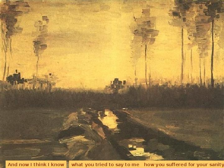 VincentVan-Gogh - Slajd 26