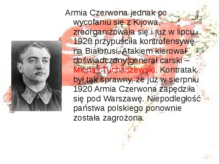 Walka o granice II RP w latach 1919-21 - Slajd 4