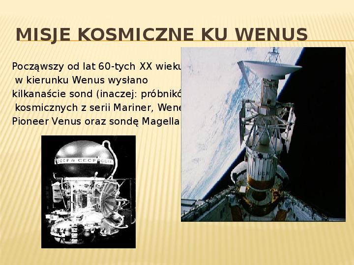 Wenus - Slajd 9