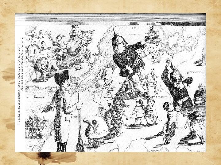 Wiosna Ludów w Europie 1848 – 49 - Slajd 16