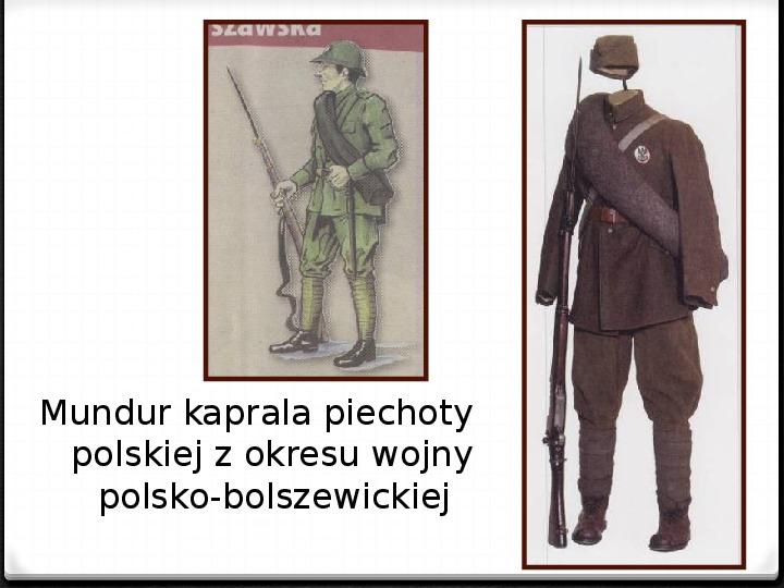 Wojna polsko - bolszewicka - Slajd 17