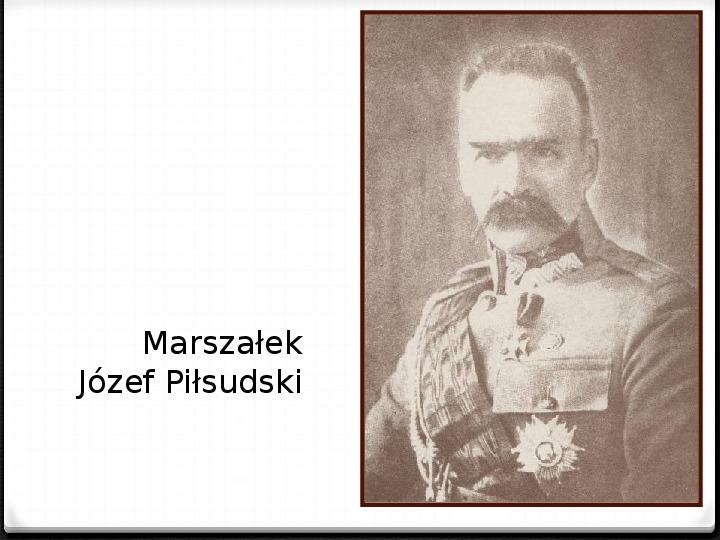 Wojna polsko - bolszewicka - Slajd 38