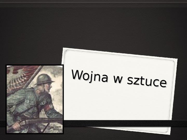 Wojna polsko - bolszewicka - Slajd 47