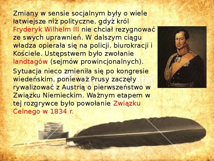 Zaborcy Polski w 1 poł. XIX wieku - Slajd 2