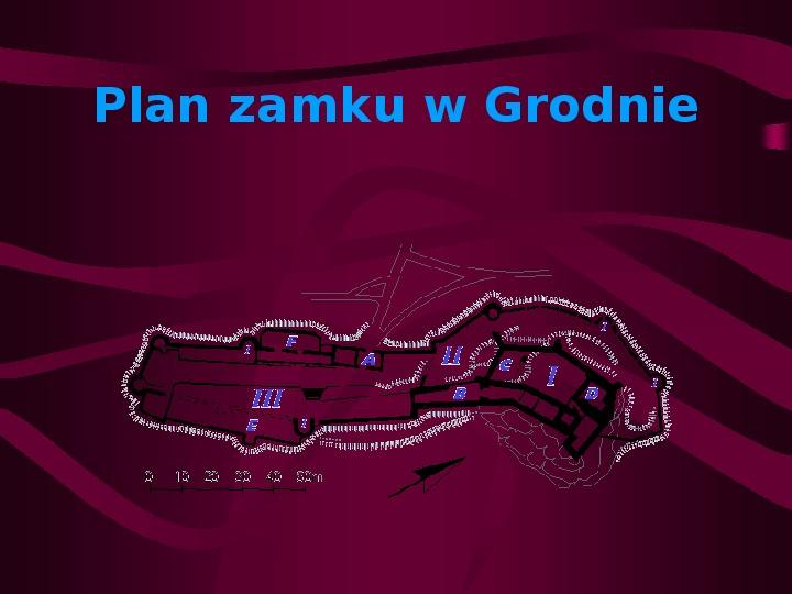 Zamki Jury Krakowsko Częstochowskiej - Slajd 8
