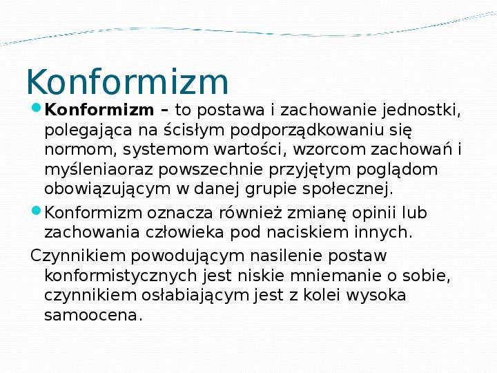 Zbiorowości i grupy społeczne - Slajd 19