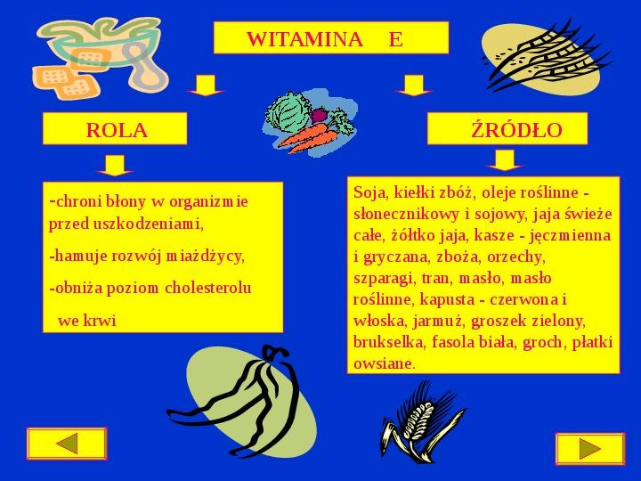 Zdrowe odżywianie - Slajd 7