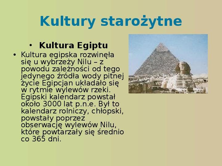 Starożytność, kultury, teatr - Slajd 3