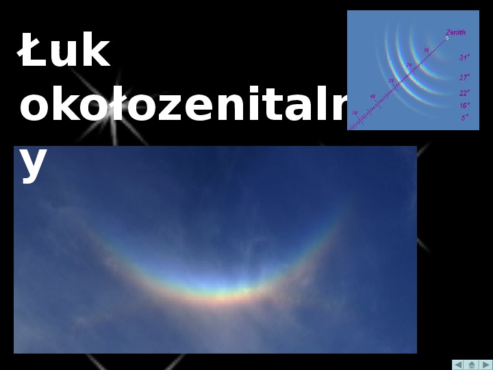 Zjawiska optyczne w przyrodzie - Slajd 16