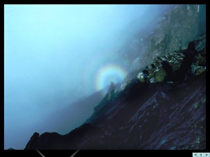 Zjawiska optyczne w przyrodzie - Slajd 21