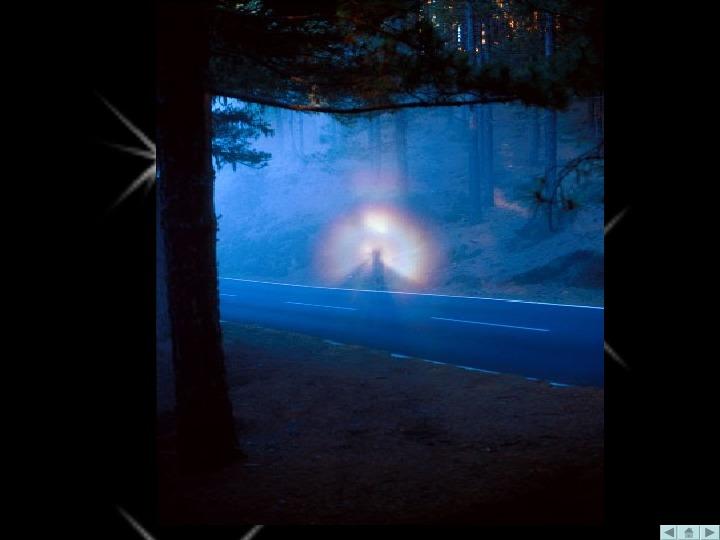 Zjawiska optyczne w przyrodzie - Slajd 22