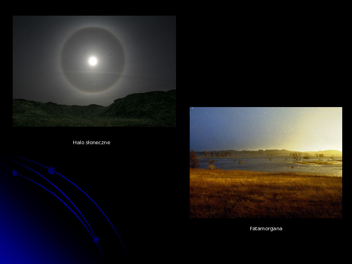 Kaprysy atmosfery, nieokiełzane wody, niespokojna planeta - Slajd 4