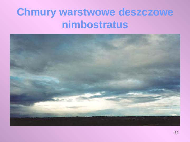 Pogoda - Slajd 31