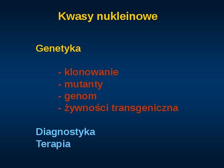 DNA - Slajd 1