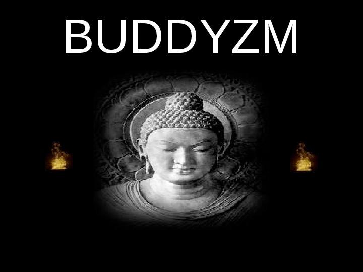 Buddyzm - Slajd 1
