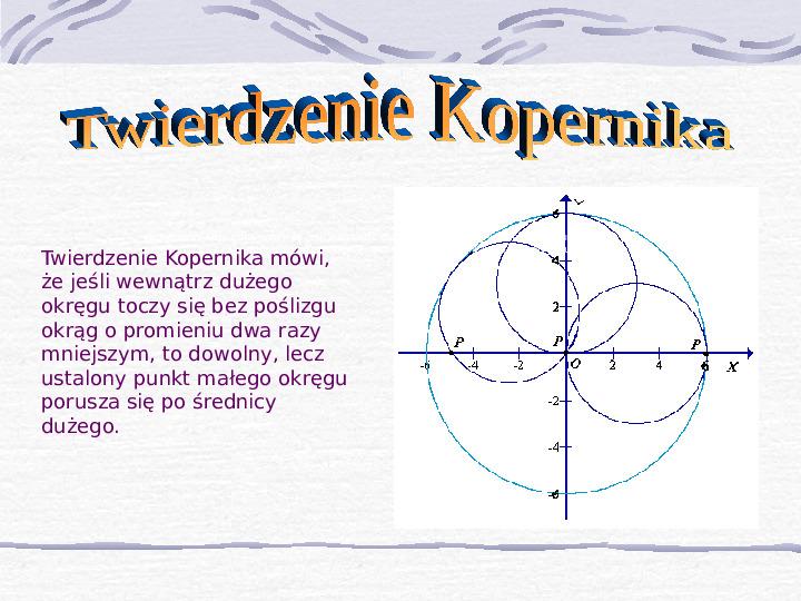 Mikołaj Kopernik - Slajd 10