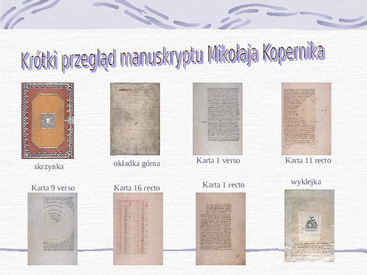 Mikołaj Kopernik - Slajd 17