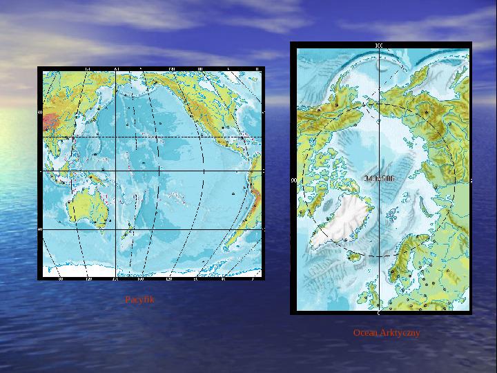 Morza i oceany - Slajd 2