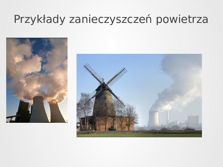 Ochrona środowiska - Slajd 12