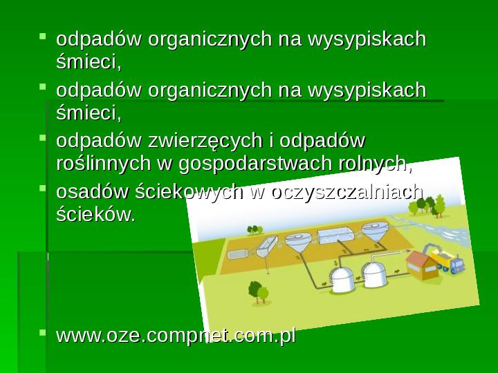 Odnawialne źródła energii - Slajd 8