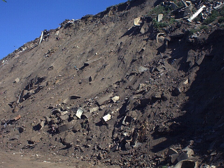 Odpady budowlane - Slajd 16