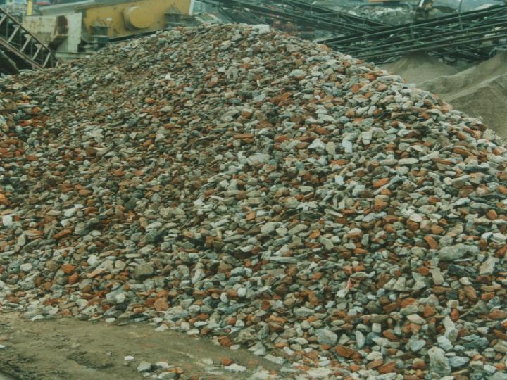Odpady budowlane - Slajd 20