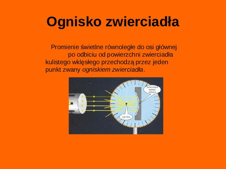 Optyka - Slajd 11