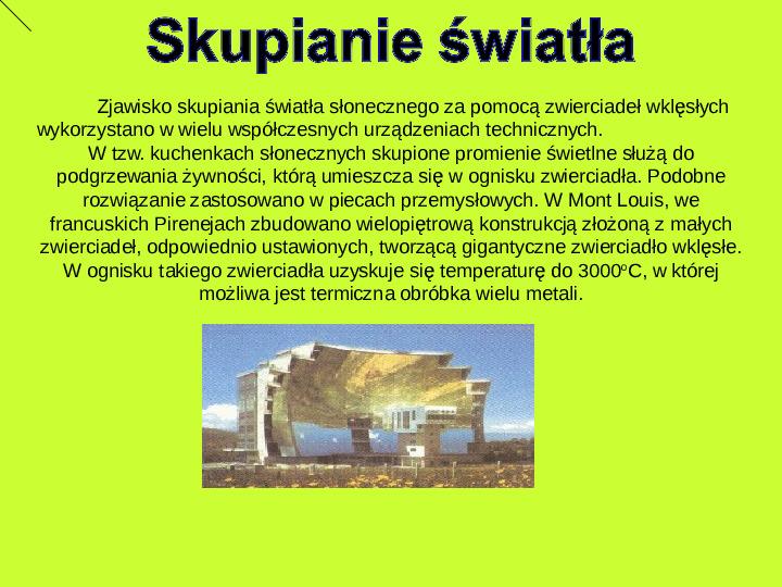 Optyka - Slajd 13