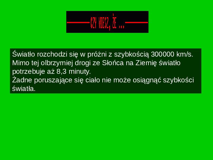 Optyka - Slajd 15