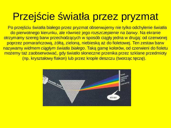 Optyka - Slajd 18
