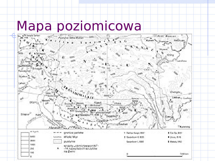 Poznaj rodzaje map - Slajd 4