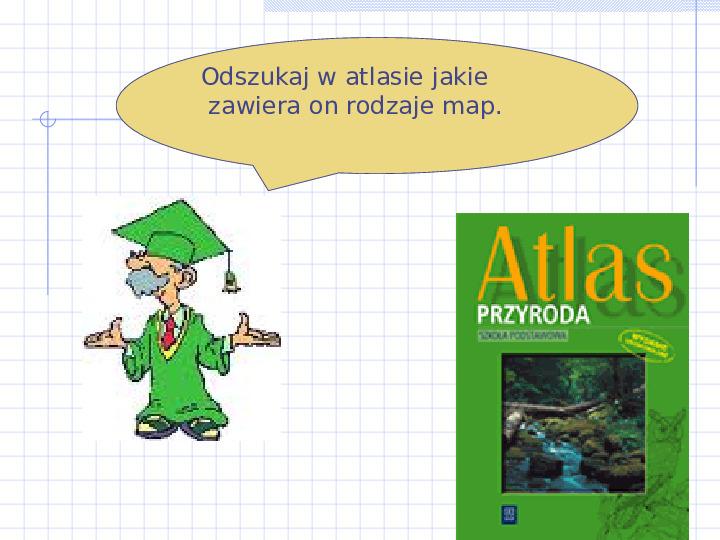 Poznaj rodzaje map - Slajd 7