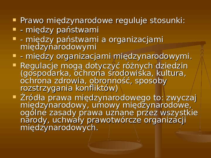Prawo i jego funkcje - Slajd 23