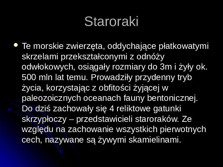 Pajęczaki - Slajd 91