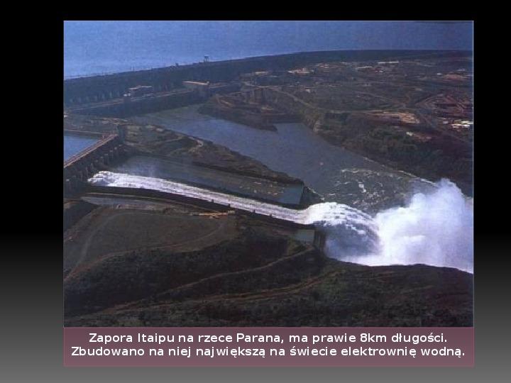 Energetyka wodna - Slajd 3