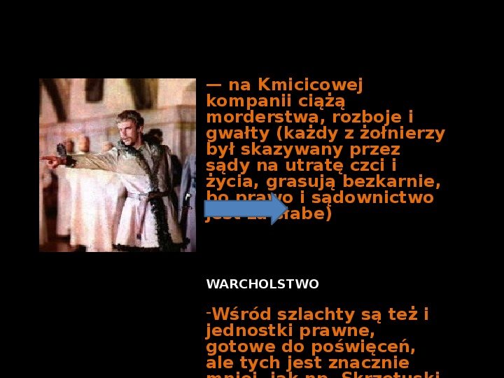 """""""Potop"""" Henryk Sienkiewicz - Slajd 12"""