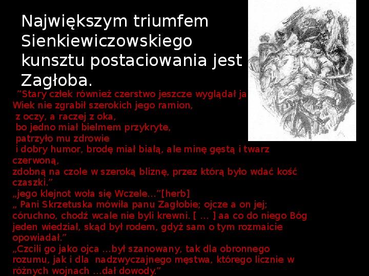 """""""Potop"""" Henryk Sienkiewicz - Slajd 21"""