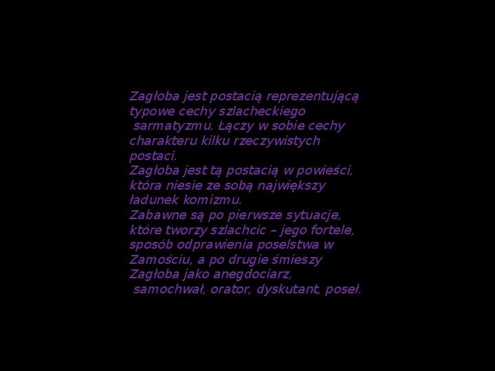 """""""Potop"""" Henryk Sienkiewicz - Slajd 22"""