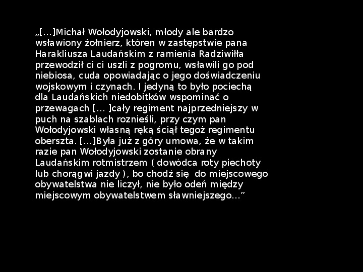 """""""Potop"""" Henryk Sienkiewicz - Slajd 27"""