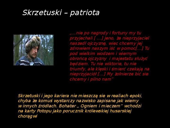 """""""Potop"""" Henryk Sienkiewicz - Slajd 30"""