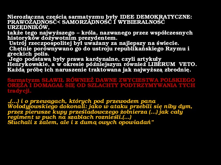 """""""Potop"""" Henryk Sienkiewicz - Slajd 37"""