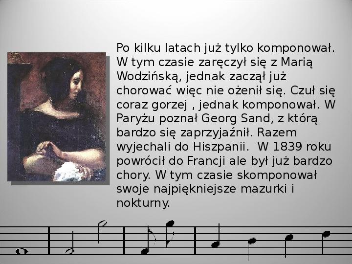 Fryderyk Chopin - Slajd 8