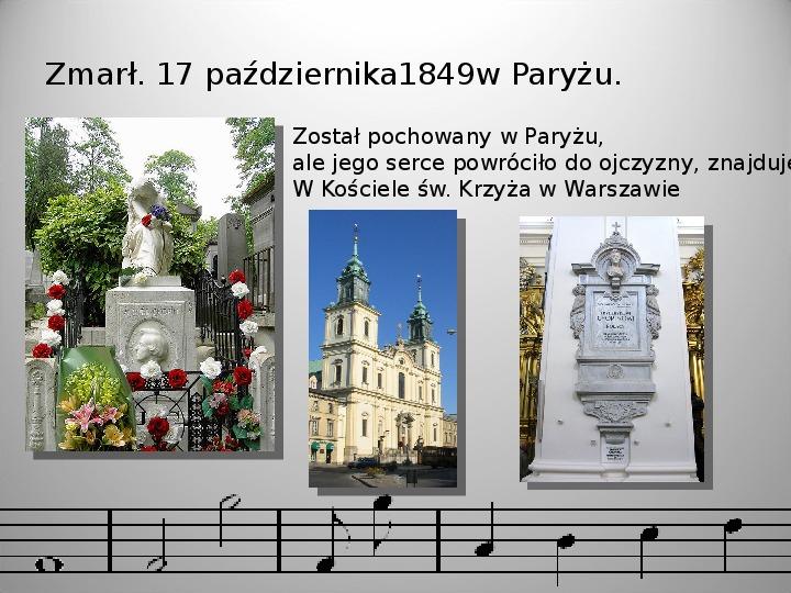 Fryderyk Chopin - Slajd 9