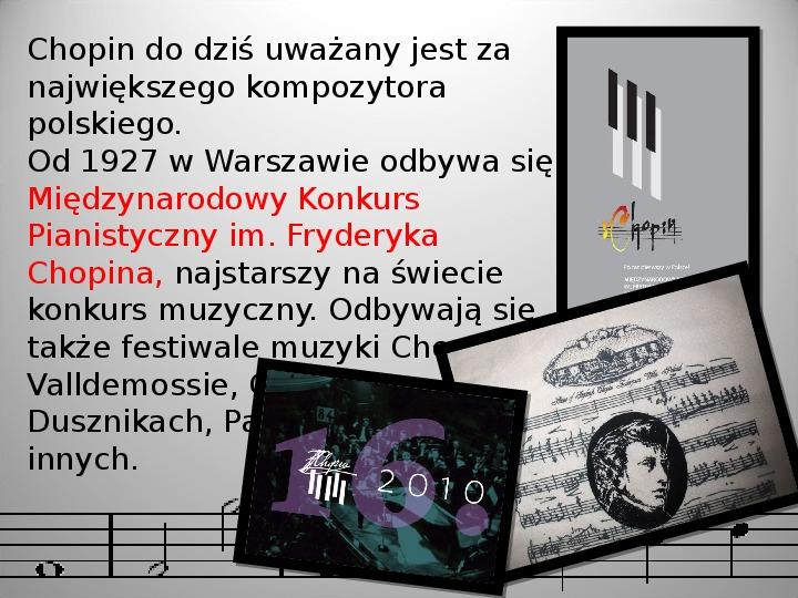 Fryderyk Chopin - Slajd 11
