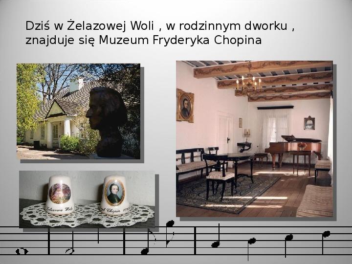 Fryderyk Chopin - Slajd 13