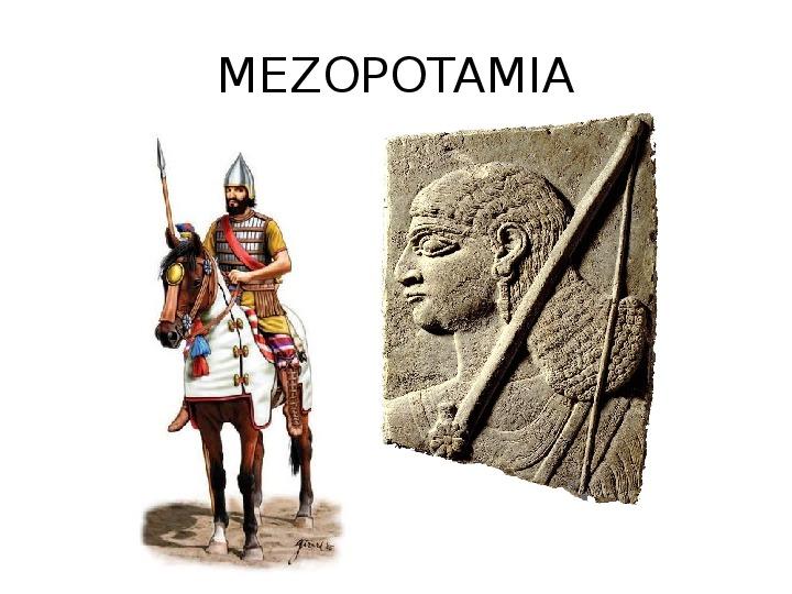 Mezopotamia - Slajd 1