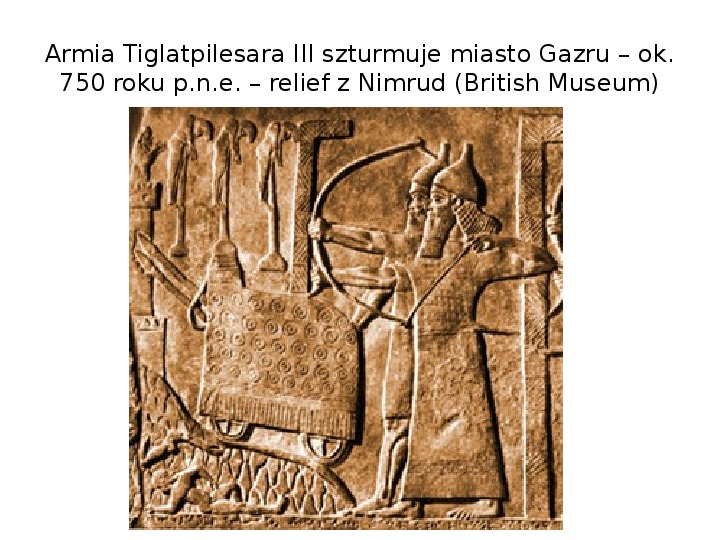 Mezopotamia - Slajd 18