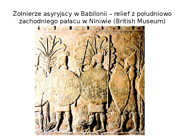 Mezopotamia - Slajd 20